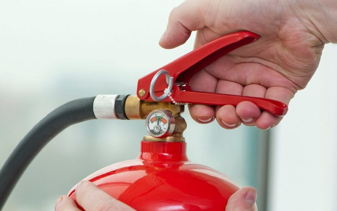 fire extinguishers are safety essentials